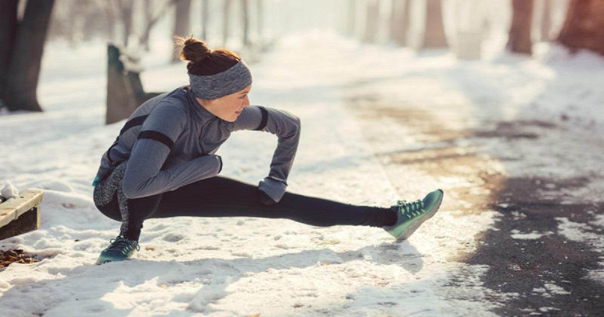Ćwiczenia w niskiej temperaturze pomagają spalić znacznie więcej tłuszczu
