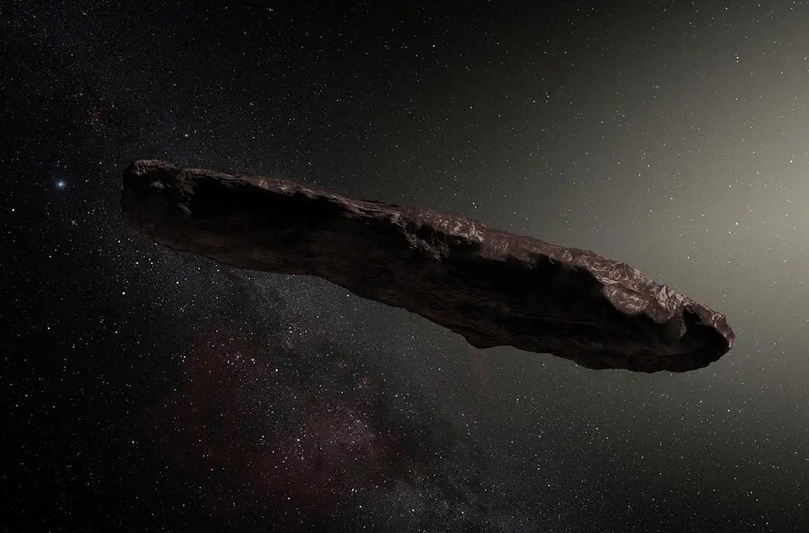 Astronom z Harvardu uważa, że kosmici już nas odwiedzili. Rzekomo stało się to w 2017 roku