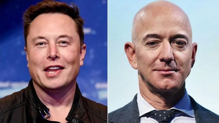 Elon Musk stał się najbogatszym człowiekiem na świecie, tym samym detronizując Jeffa Bezosa