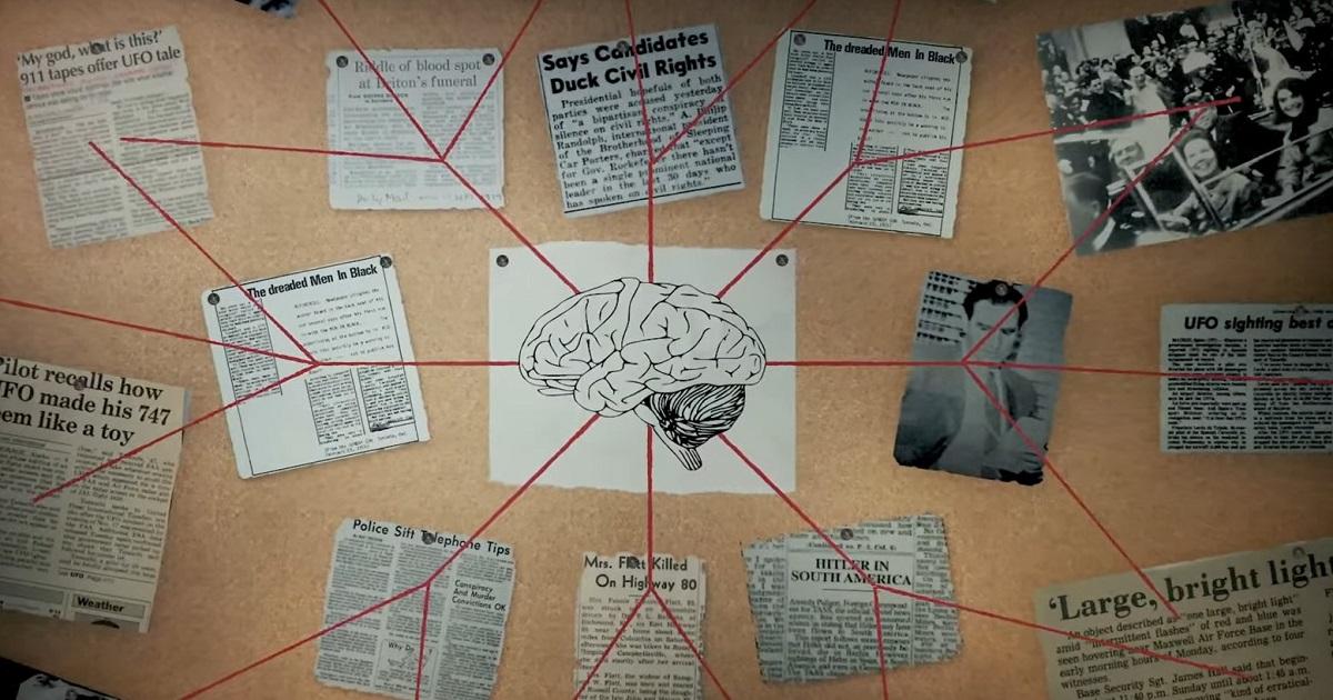 Neurolog wyjaśnia, dlaczego niektóre osoby są bardziej podatne na teorie spiskowe