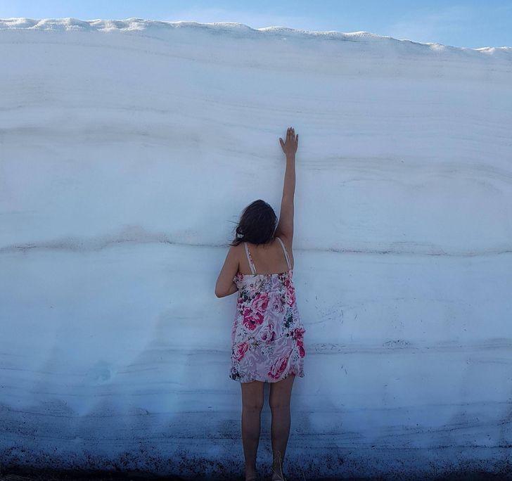 20 zimowych zdjęć, które sprawią, że zatęsknisz za latem. Opady śniegu mogą okazać się katastrofą