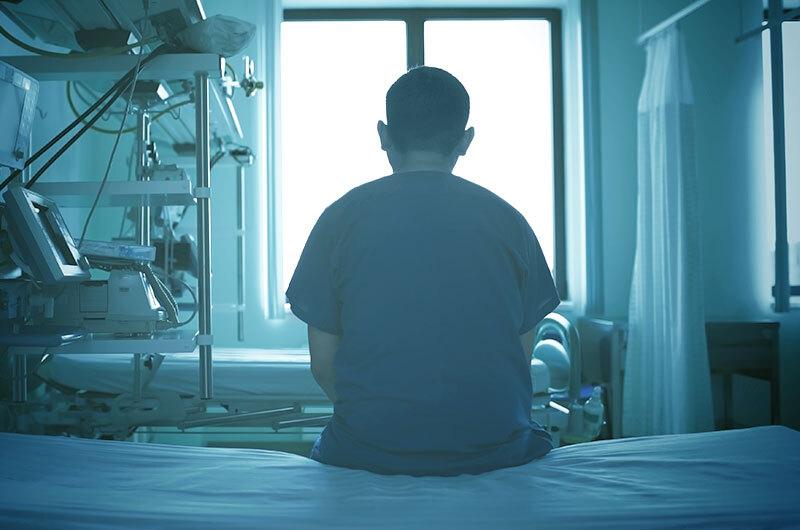 Zespół stresu pourazowego w trakcie pandemii stanowi ogromny problem dla zdrowia publicznego