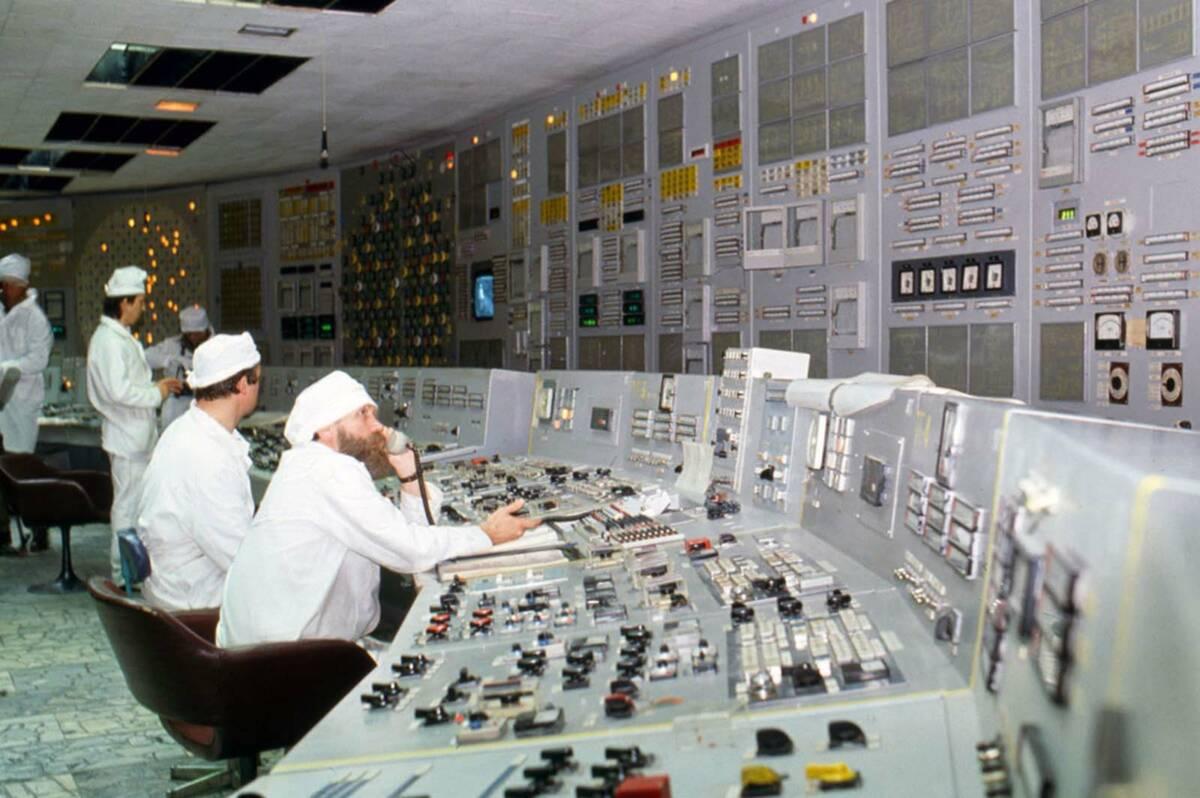 Rzadkie zdjęcia ukazujące katastrofę w Czarnobylskiej Elektrowni Jądrowej w 1986 roku