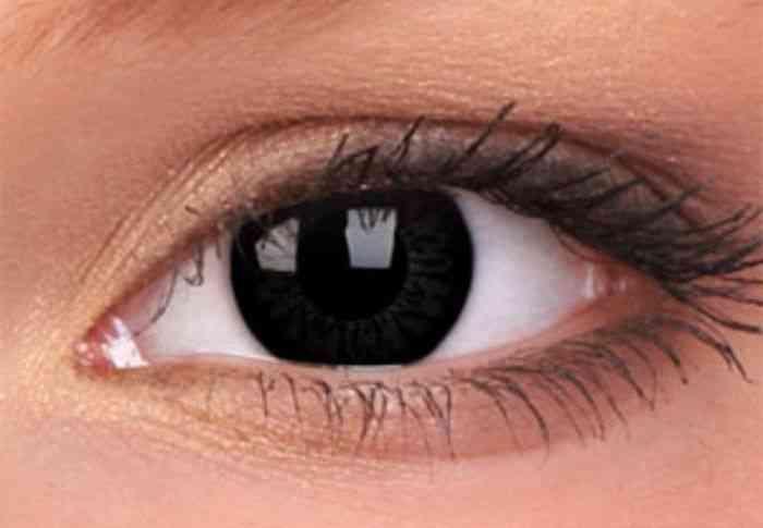 Dlaczego ludzie nie mają czarnych oczu? Nawet jeśli się takie wydają, to tylko kwestia światła