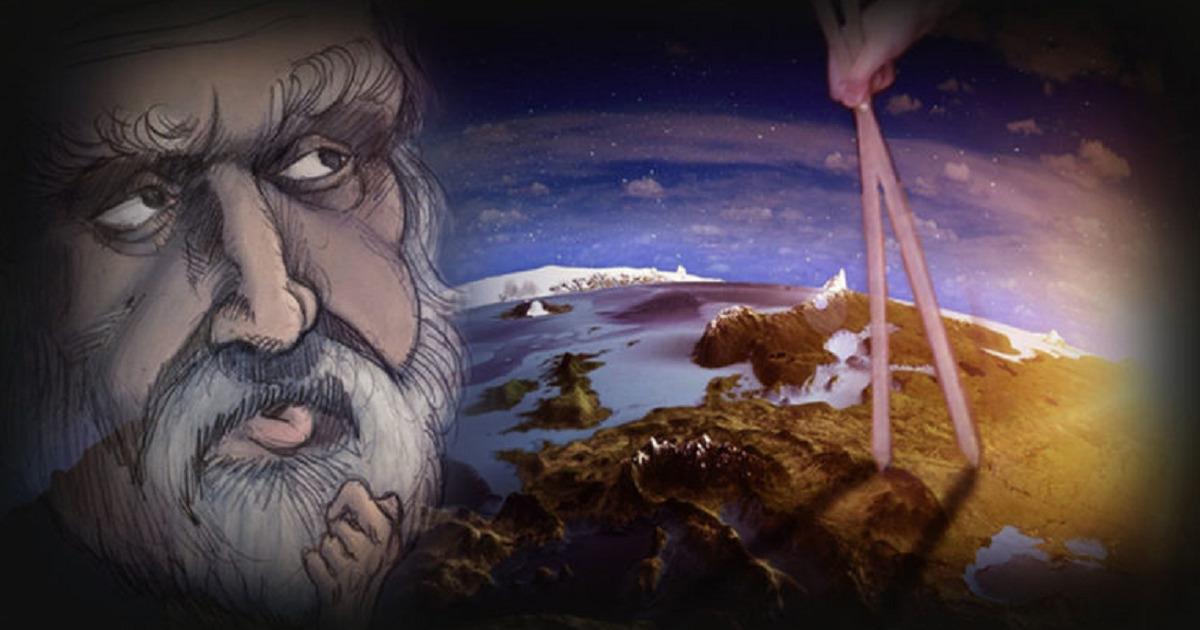 Skąd ludzie w starożytności wiedzieli, że nasza planeta ma kulisty kształt?