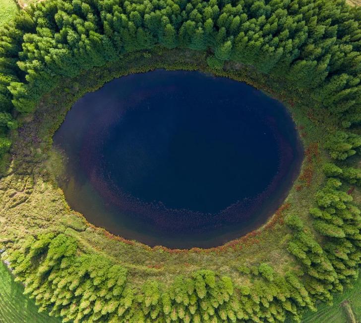 Natura tworzy cuda bez ingerencji człowieka, a te zdjęcia są tego najlepszym dowodem