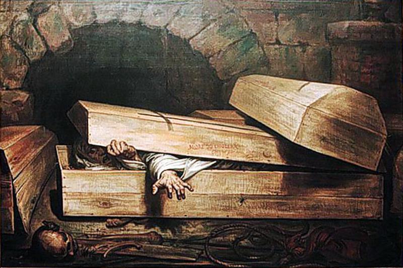 Syndrom Łazarza, czyli dziwne przypadki powrotów do życia po pozornej śmierci