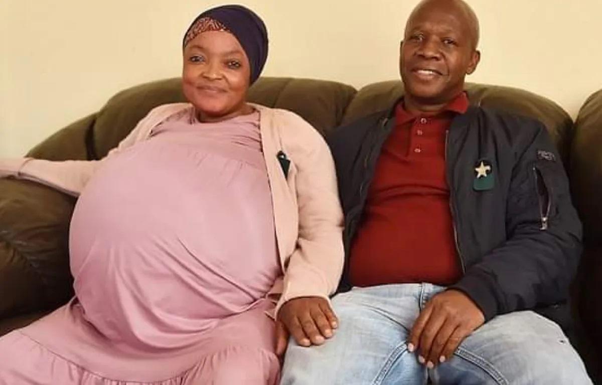 37-latka z RPA urodziła dziesięcioraczki. W ten sposób ustanowiła rekord świata