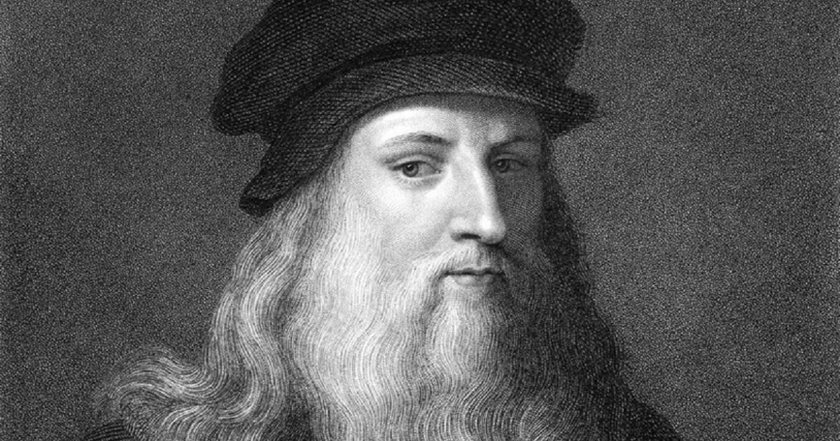 W ramach projektu DNA wyśledzono 14 żyjących krewnych Leonarda da Vinci