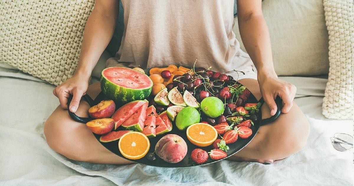 Dieta składająca się głównie z owoców wcale nie jest zdrowa dla naszego organizmu