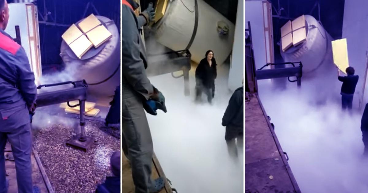 Kobieta została oskarżona o kradzież kriogenicznie zamrożonych ludzkich szczątków