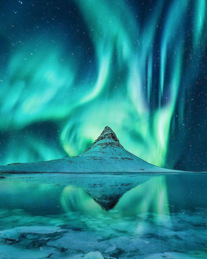 Hipnotyzujące piękno natury uchwycone na zdjęciach. Trudno oderwać od nich wzrok