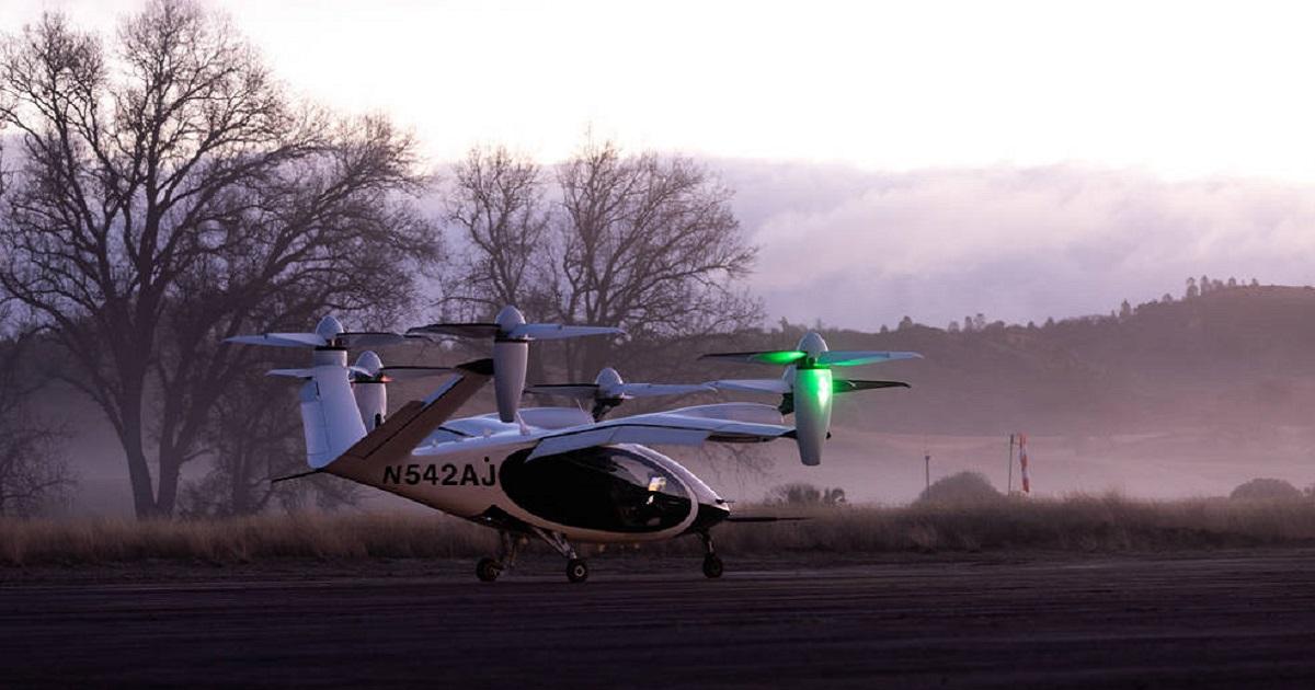 NASA testuje elektryczne taksówki powietrzne. Nowa branża szybko się rozwija