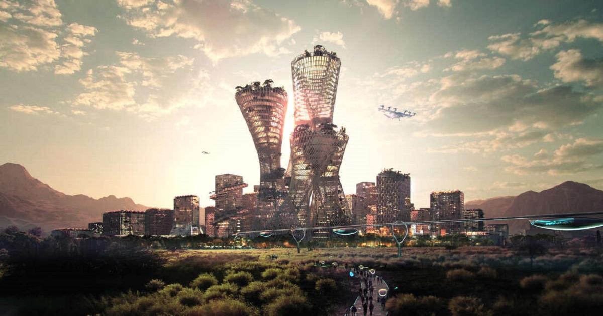 Miliarder planuje budowę utopijnego megamiasta technologicznego od podstaw