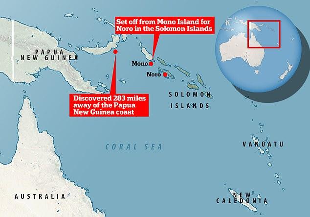 Mężczyźni zgubili się na morzu na 29 dni. Twierdzą, że była to miła przerwa od pandemii